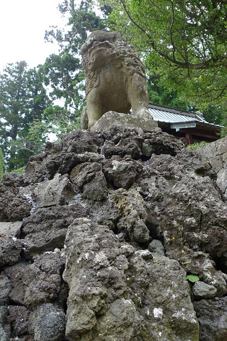 駿河の神社  村山浅間神社  16