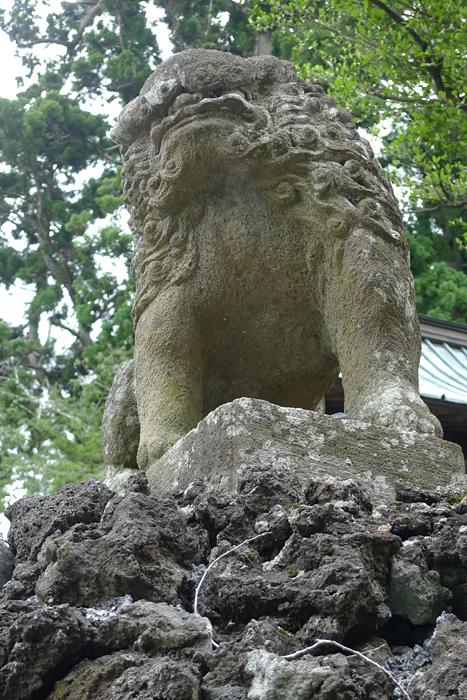 駿河の神社  村山浅間神社  17
