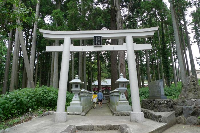 駿河の神社  山中浅間神社  1