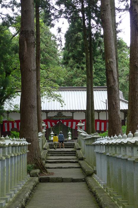 駿河の神社  山中浅間神社  3