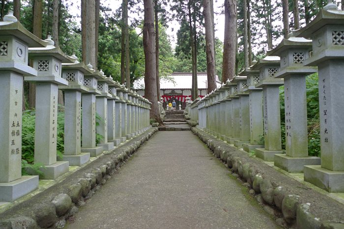 駿河の神社  山中浅間神社  4