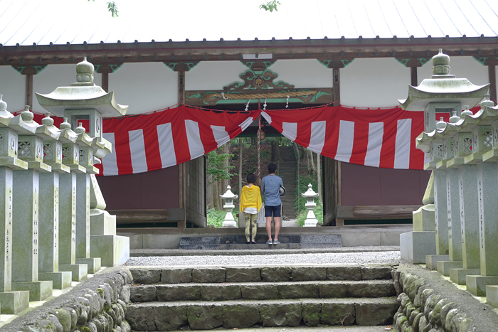駿河の神社  山中浅間神社  5