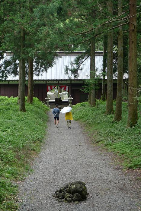 駿河の神社  山中浅間神社  12