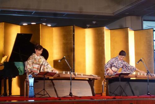 邦楽 オリエンタル カフェ 2015