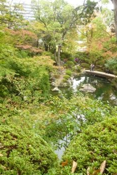 食祭 紅葉渓庭園