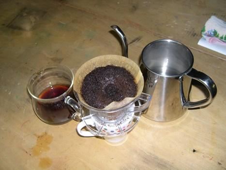 圧縮コーヒー3