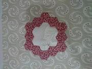 パターン作り&お花たち