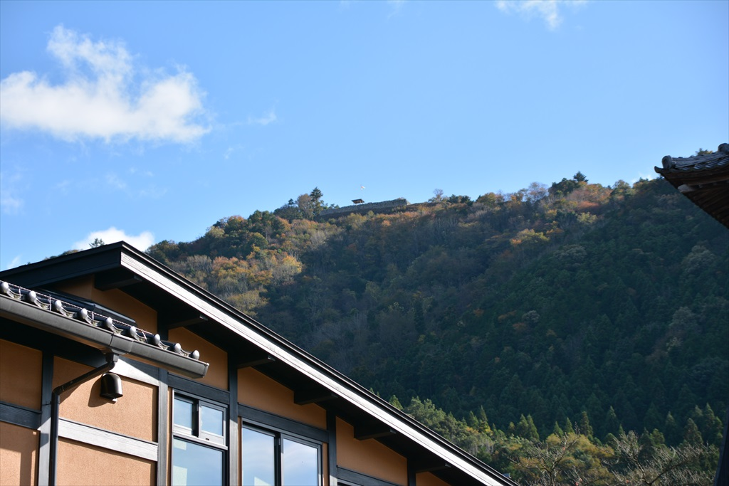 有子山の山頂