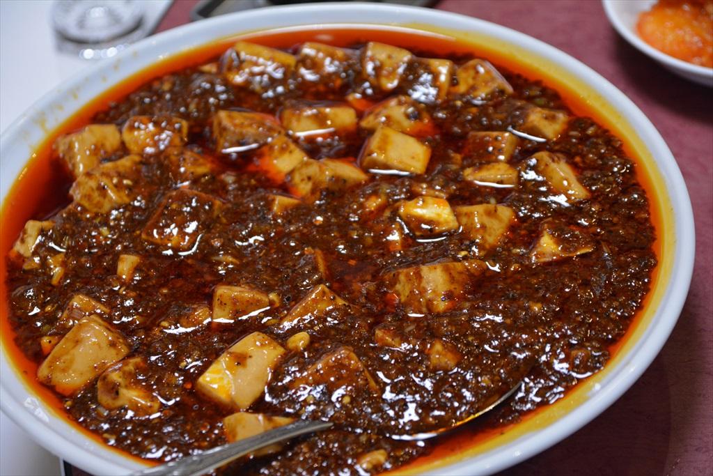 2種類の麻婆豆腐_2