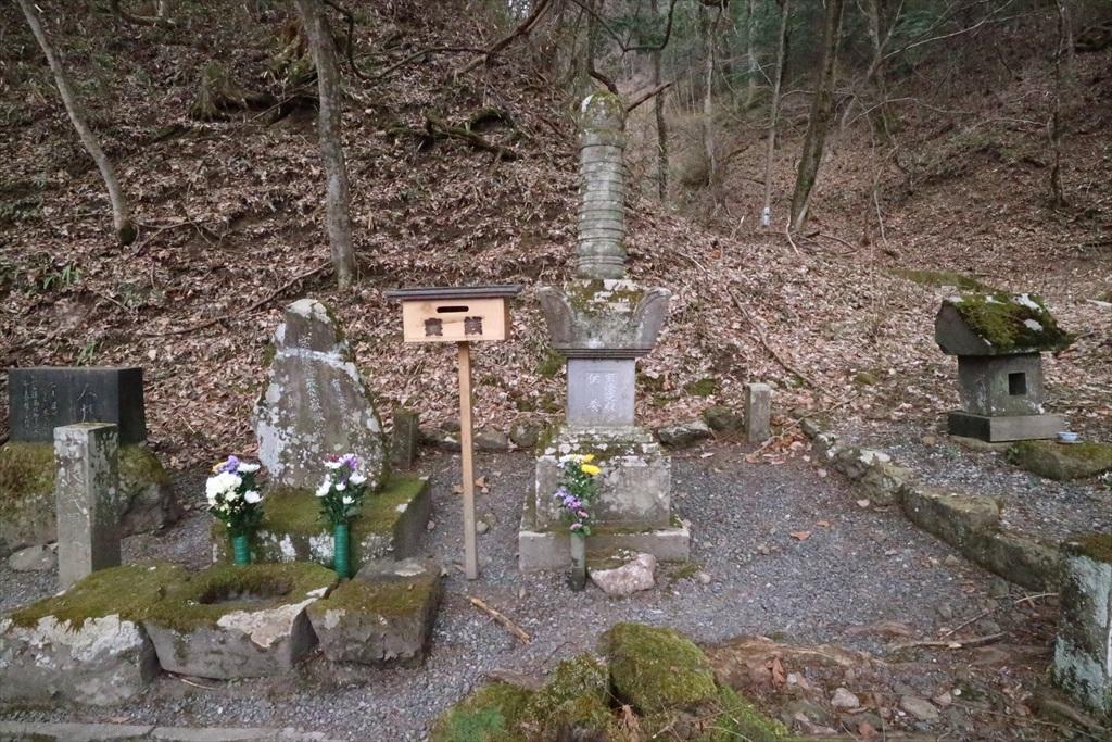 吉良義周の墓_2