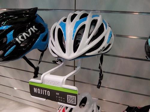 『CYCLE MODE 2015』行って来たら・・・キノコにならないヘルメット見つけた