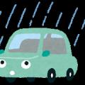 天候・雨模様