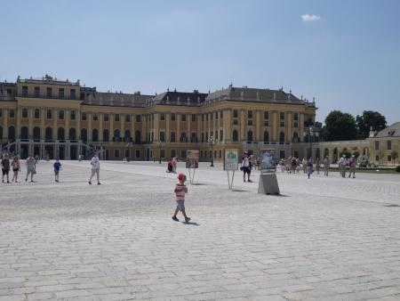 シエーンブルン宮殿
