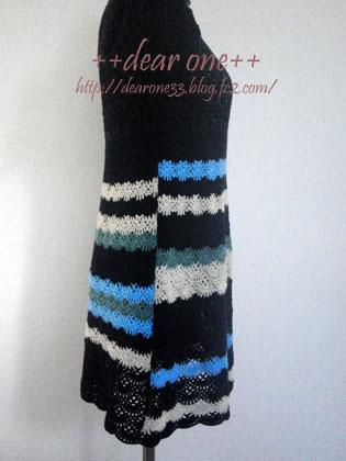 かぎ針編みチュニック151125_4