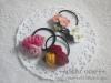 《ちいさなお花のヘアアクセサリー》
