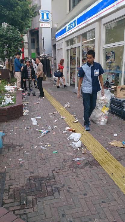 【渋谷ハロウィン暴徒化】トラック破壊、痴漢や盗撮【動画あり】の画像6-4