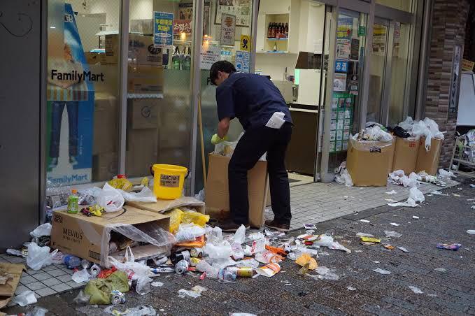 【渋谷ハロウィン暴徒化】トラック破壊、痴漢や盗撮【動画あり】の画像6-6
