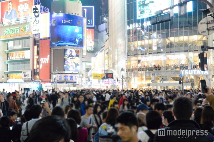 【ハロウィン】警笛響く厳戒態勢!渋谷駅前はパニック状態の画像4-2
