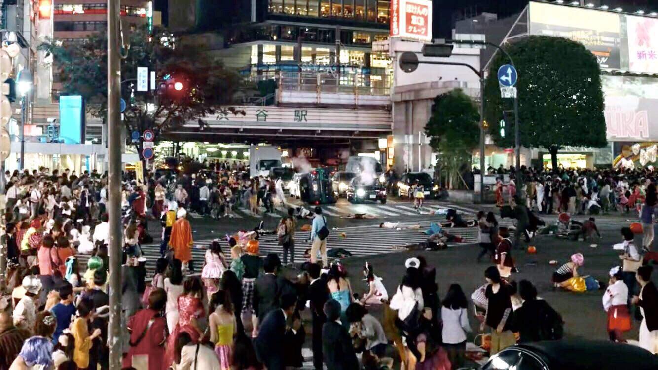 【渋谷ハロウィン暴徒化】トラック破壊、痴漢や盗撮【動画あり】の画像6-2