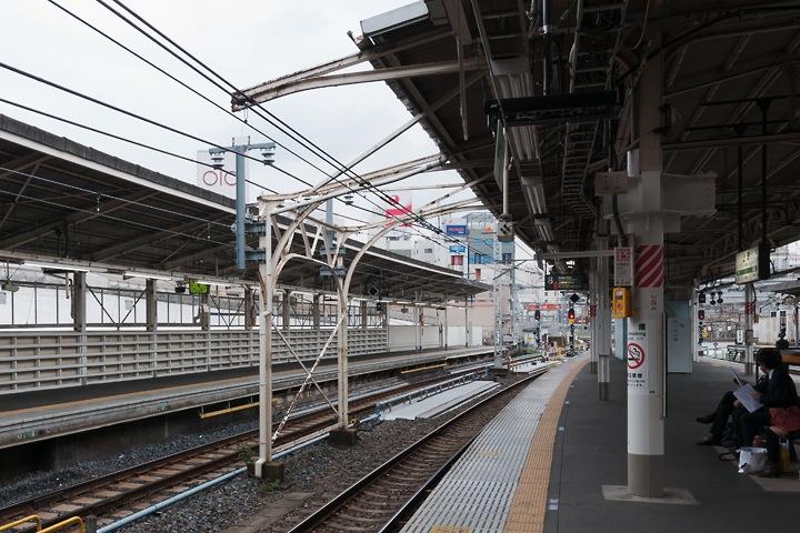 上野駅8番線201511-2