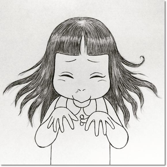 まりのスケッチ13