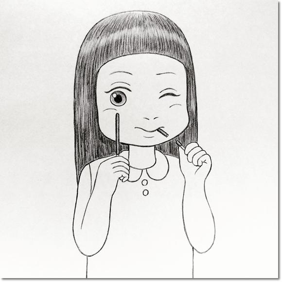 まりのスケッチ6