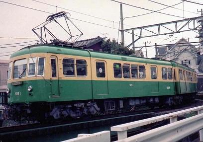 江ノ電初代500形