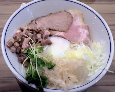 鱗 西中島店 辛和え麺