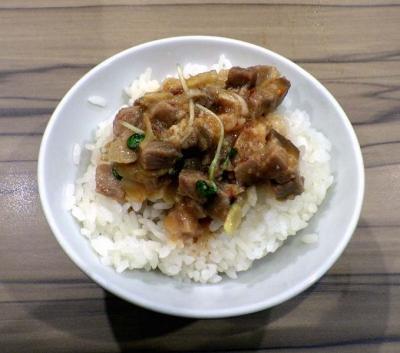 鱗 西中島店 辛和え麺(締め飯)