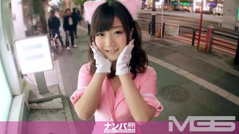 【ナンパTV】ハロウィンナンパ 03 in 六本木 チームN ふうか 19歳 専門学生 1