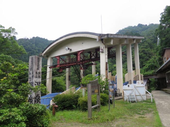 城崎温泉 温泉寺 本堂