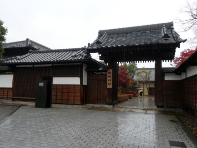 飯坂温泉 旧堀切邸