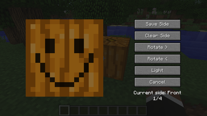 Carvable Pumpkins Mod-3