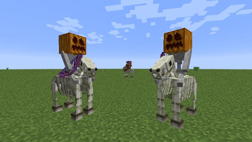 Minecraft ハロウィン 2015-2