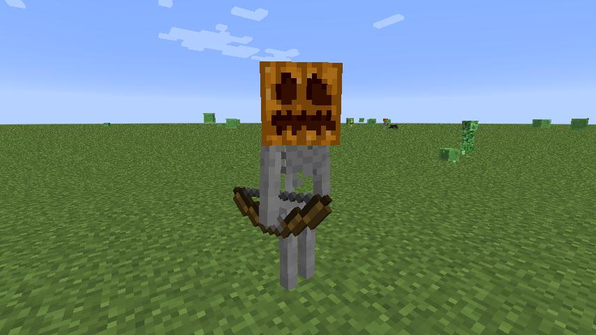Minecraft ハロウィン 2015-3