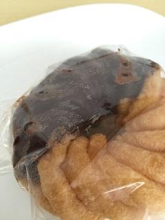 デイリーヤマザキ 日々カフェ フレンチクルーラー(ミルクホイップ)