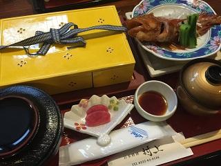 日本料理 村上 献上点心1