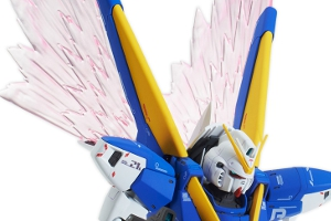 "MG V2ガンダム Ver.Ka用 拡張エフェクトユニット ""光の翼""t"