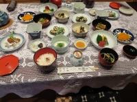 今宵の夕食