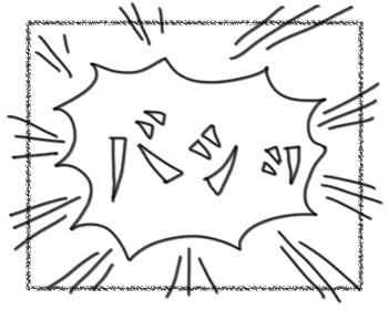 羊の国のラブラドール絵日記シニア!!「はじめての猫パンチ」3