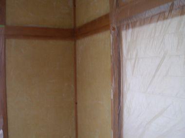 健康塗り壁施工