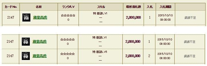 藤堂200万