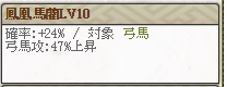 極 毛利勝永Lv10