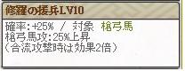 極 毛利勝永Lv10 2
