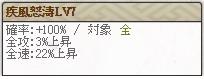 三好のスキル5