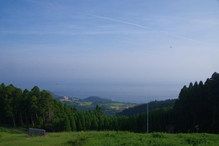 都井岬の風景