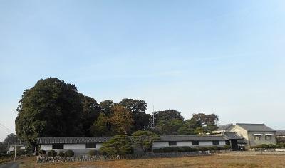 ①長島記念館全景