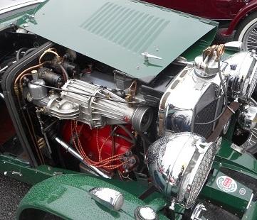 ③ MG PA イギリス クラシックカー 1934年