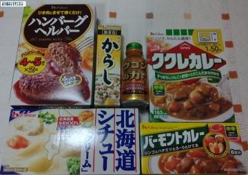 ハウス食品 優待内容02 201509