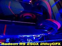 MSI Radeon R9 290X 2WeyCFX